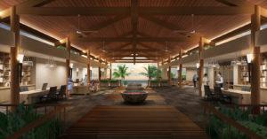 Kempinski Reception Seychelles