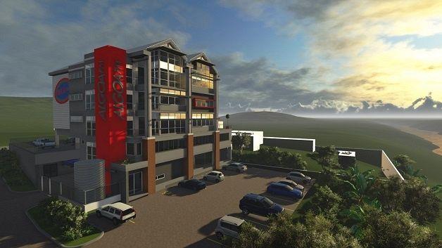 Algoa FM New Building